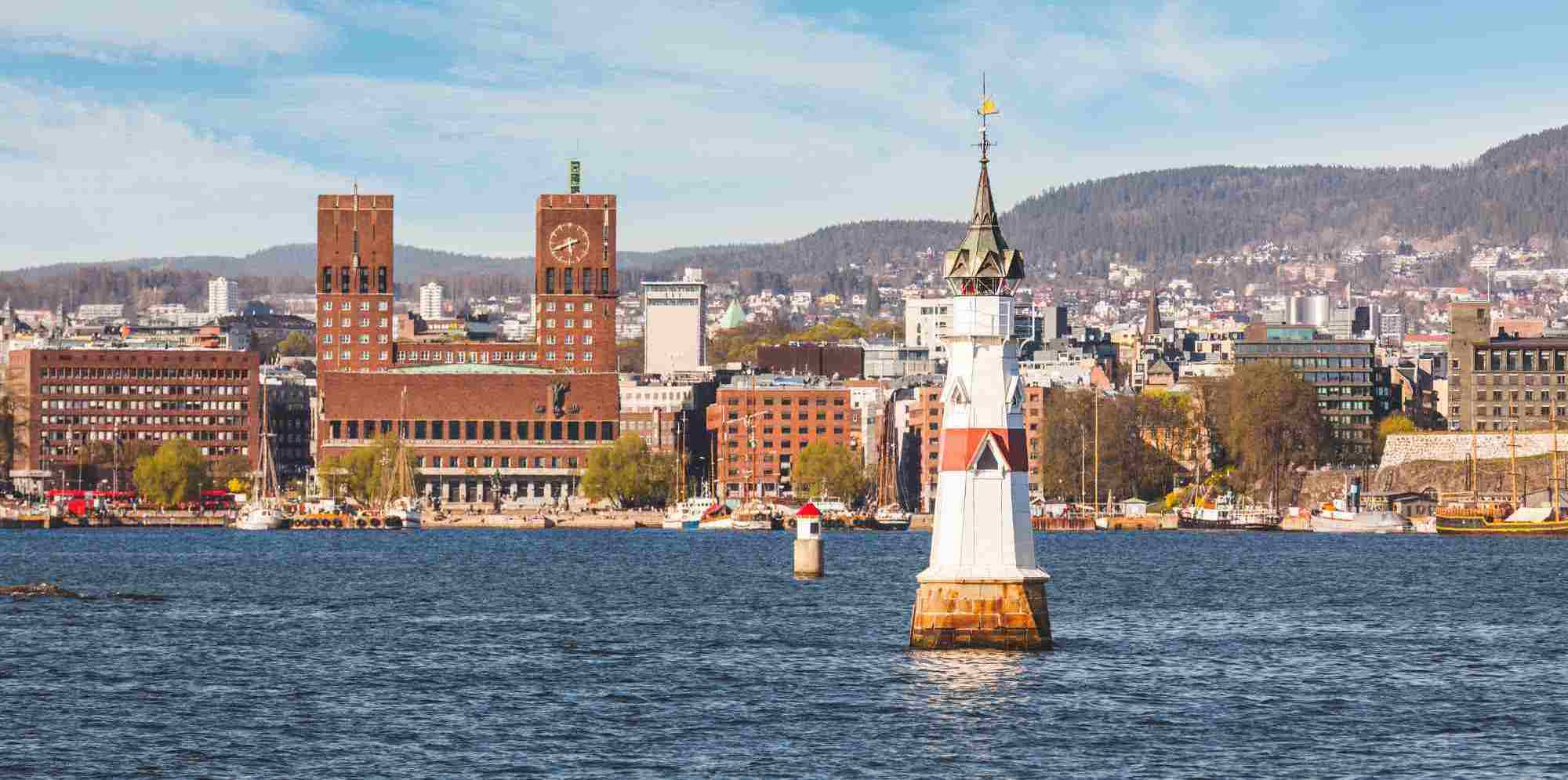 Fundusze Norweskie Oslo citi hall